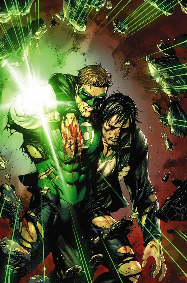 hal jordan and the green lantern corps #38 (cover b tyler kirkham)