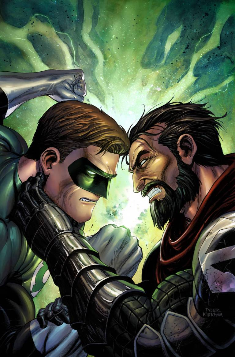 hal jordan and the green lantern corps #41 (cover b tyler kirkham)
