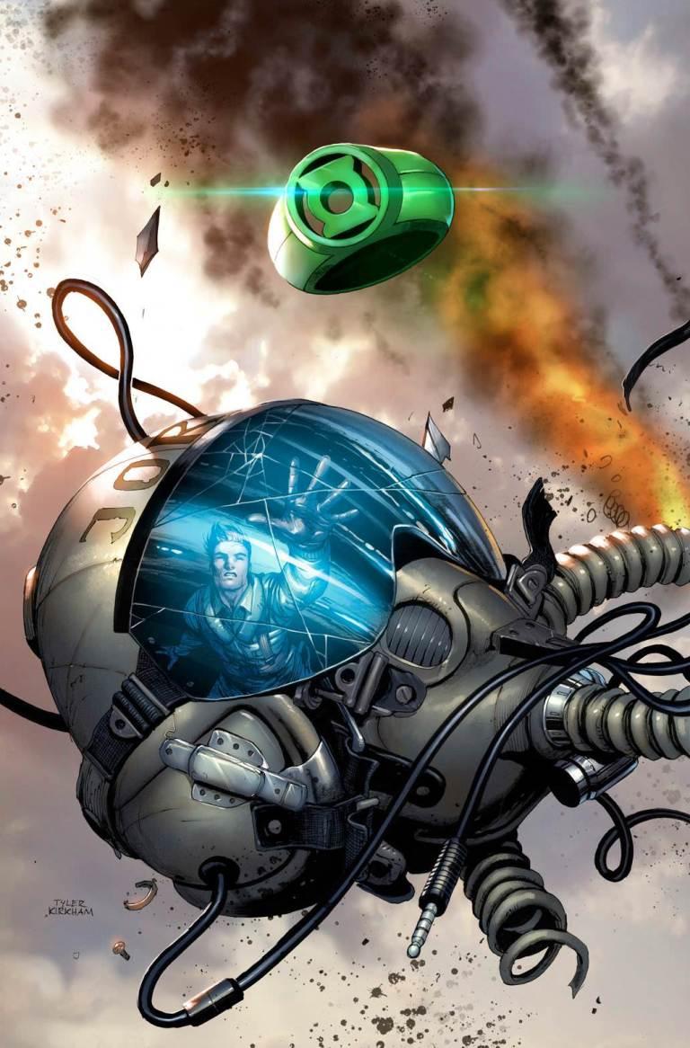 hal jordan and the green lantern corps #44 (cover b tyler kirkham)