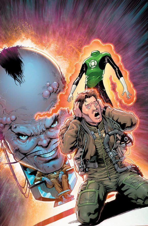 hal jordan and the green lantern corps #47 (cover a stephen segovia)