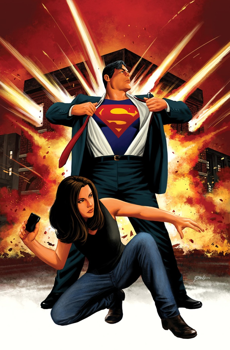 Action Comics #1007 (Cover A Steve Epting)