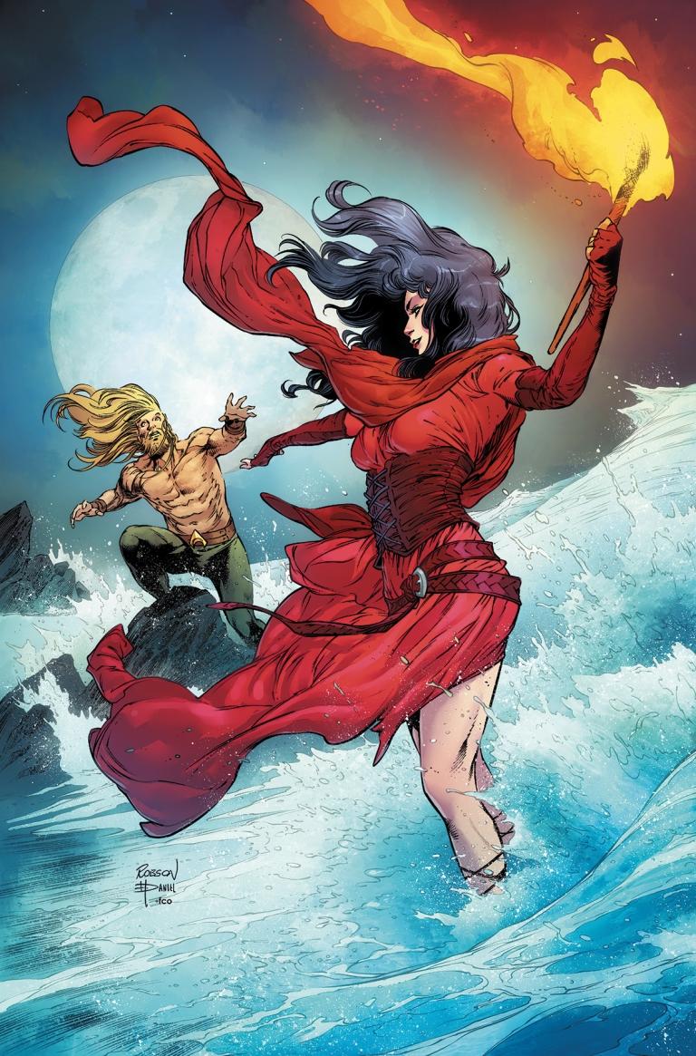 Aquaman #44 (Cover A Robson Rocha & Daniel Henriques)