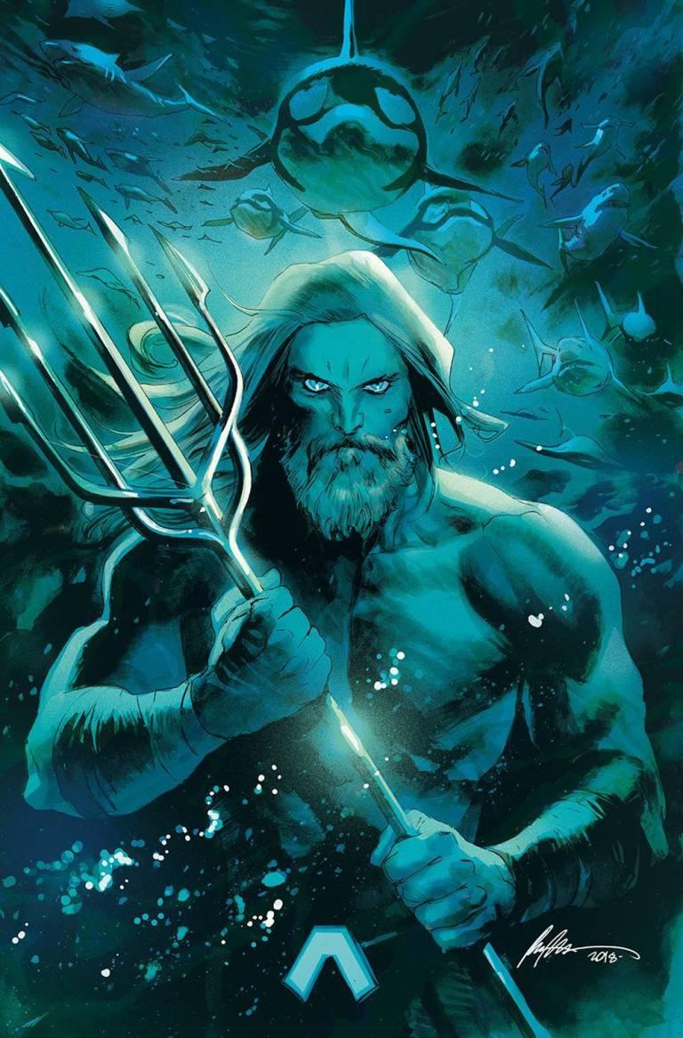 Aquaman #44 (Cover B Rafael Albuquerque)