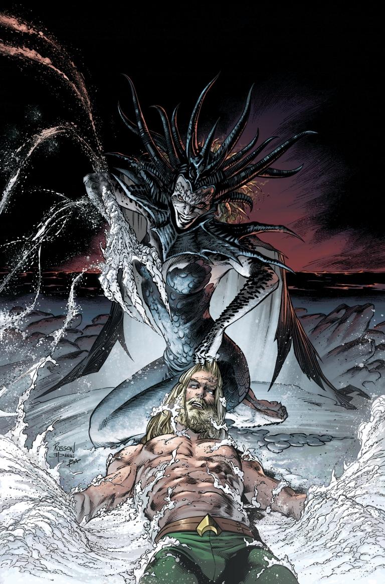 Aquaman #45 (Cover A Robson Rocha & Daniel Henriques)