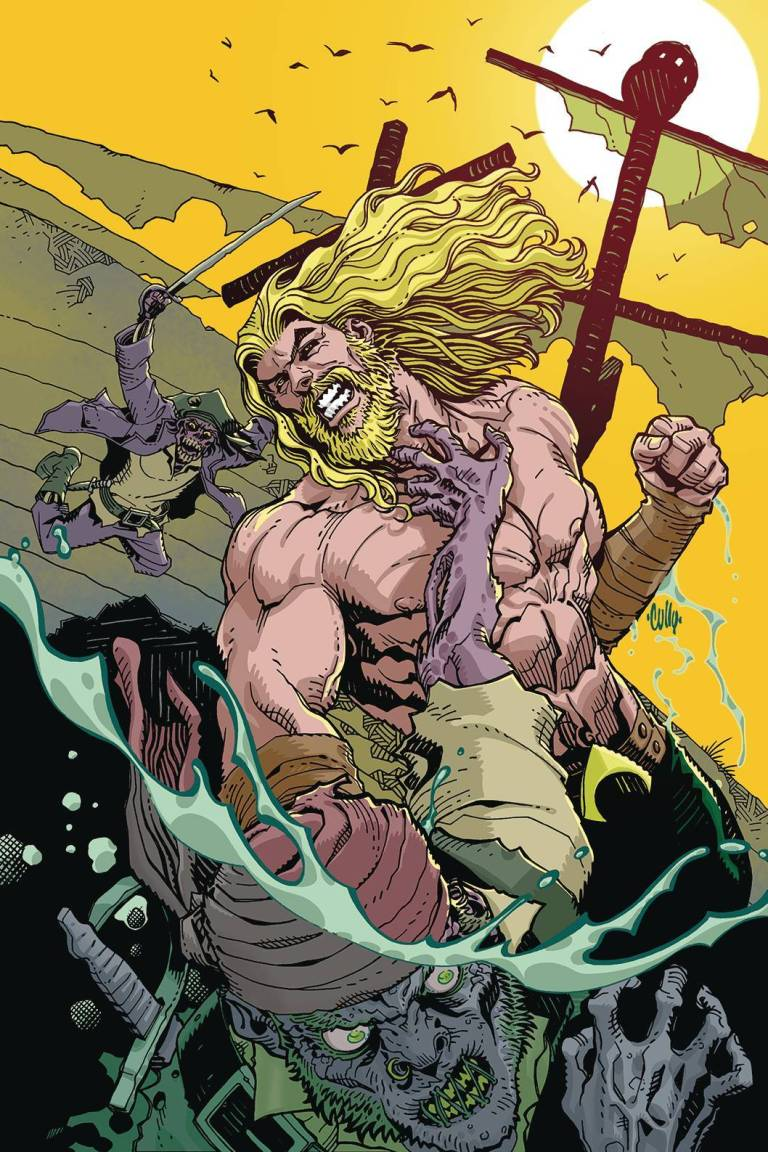 Aquaman #45 (Cover B Cully Hamner)