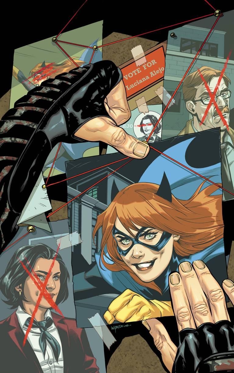 Batgirl #31 (Cover A Emanuela Lupacchino)