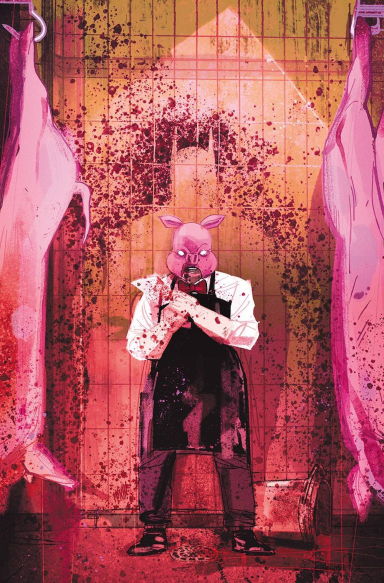 Batman #62 (Cover A Mitch Gerads)