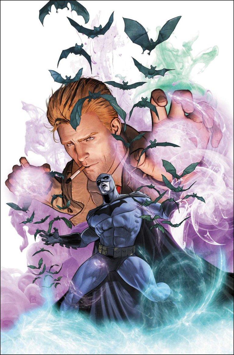 Batman #63 (Cover A Mikel Janin)
