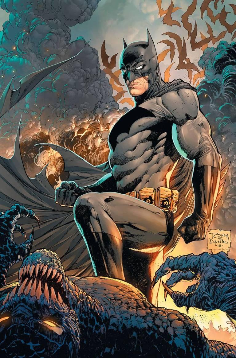 Batman #63 (Cover B Tony S. Daniel)