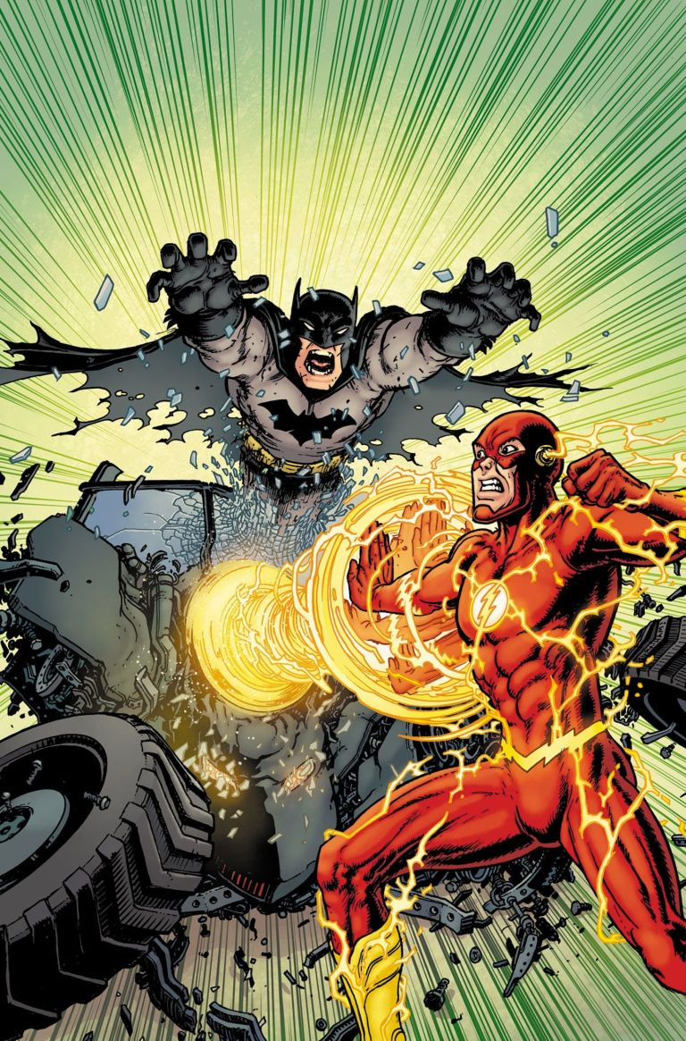 Batman #65 (Cover A Chris Burnham)