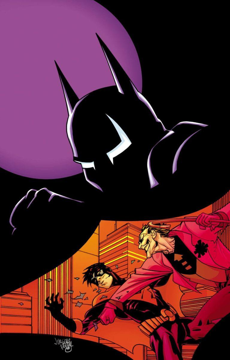 Batman Beyond #28 (Cover A Pasqual Ferry)