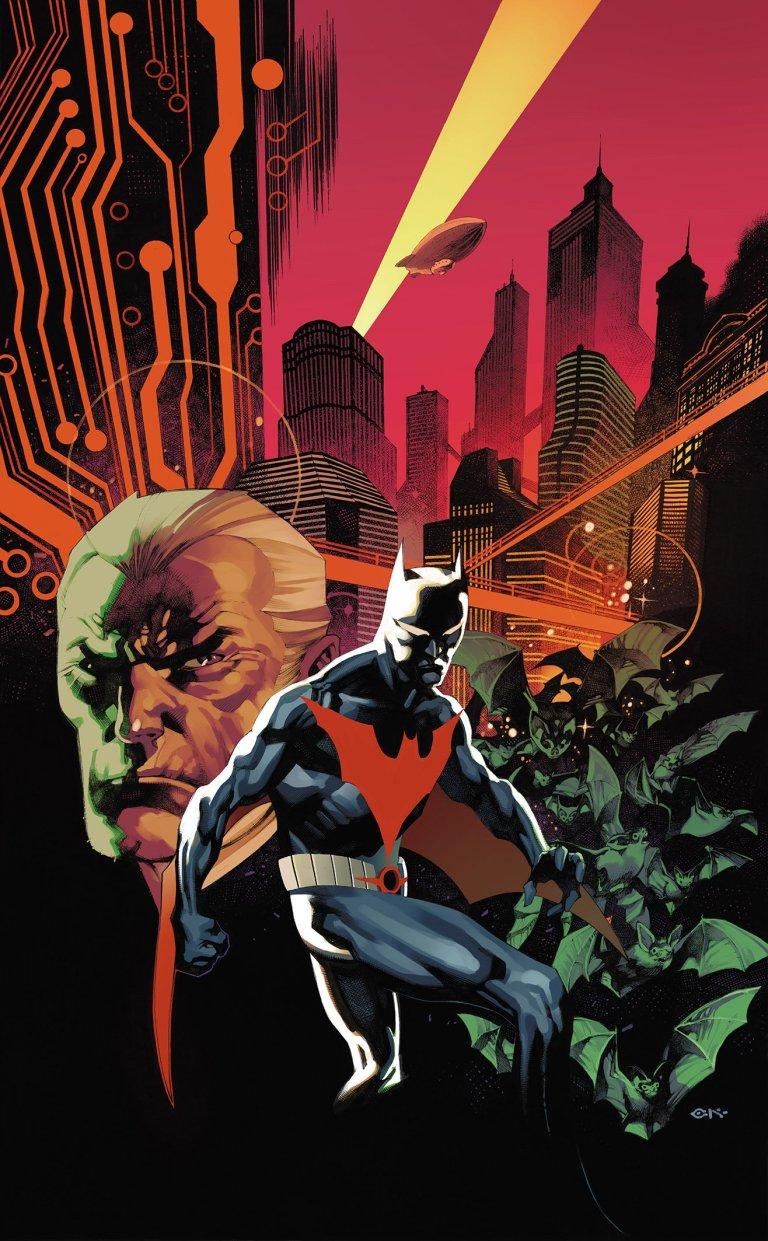 Batman Beyond #28 (Cover B Chris Stevens)