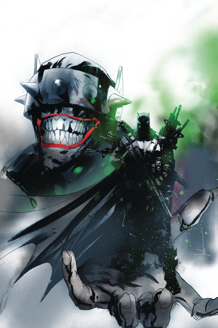 Batman Who Laughs #2 (Cover A Jock)