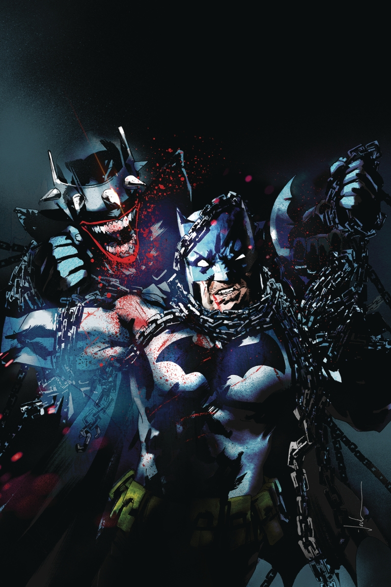 Batman Who Laughs #3 (Cover A Jock)