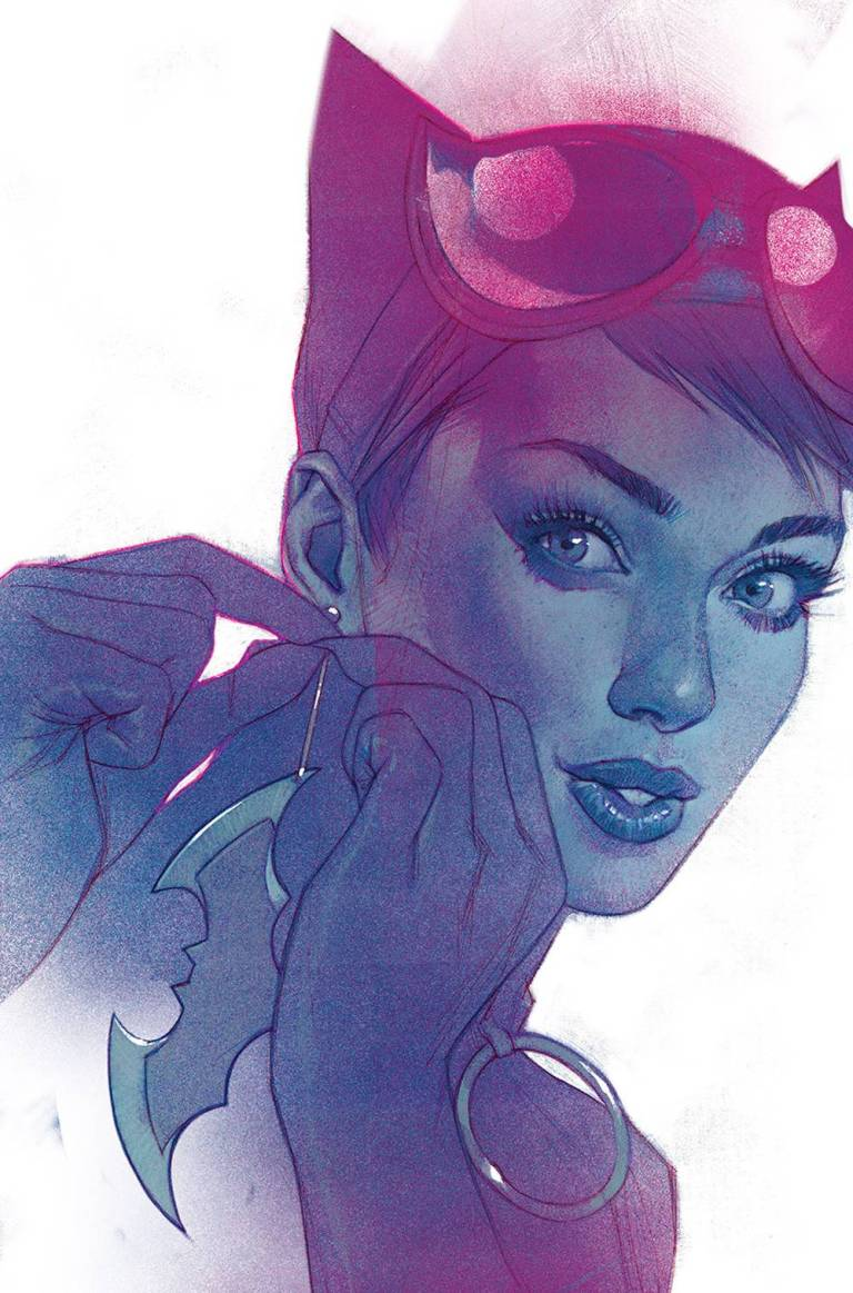 Catwoman #7 (Cover B Ben Oliver)