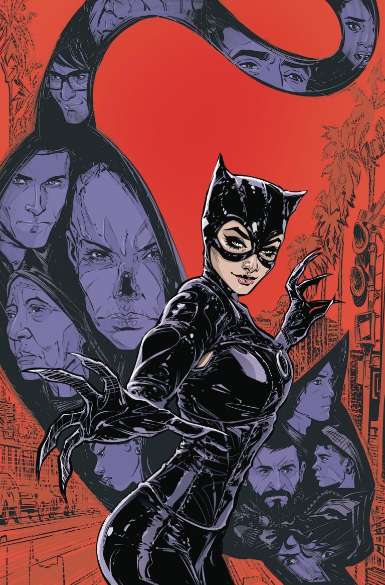 Catwoman #8 (Cover A Joelle Jones)
