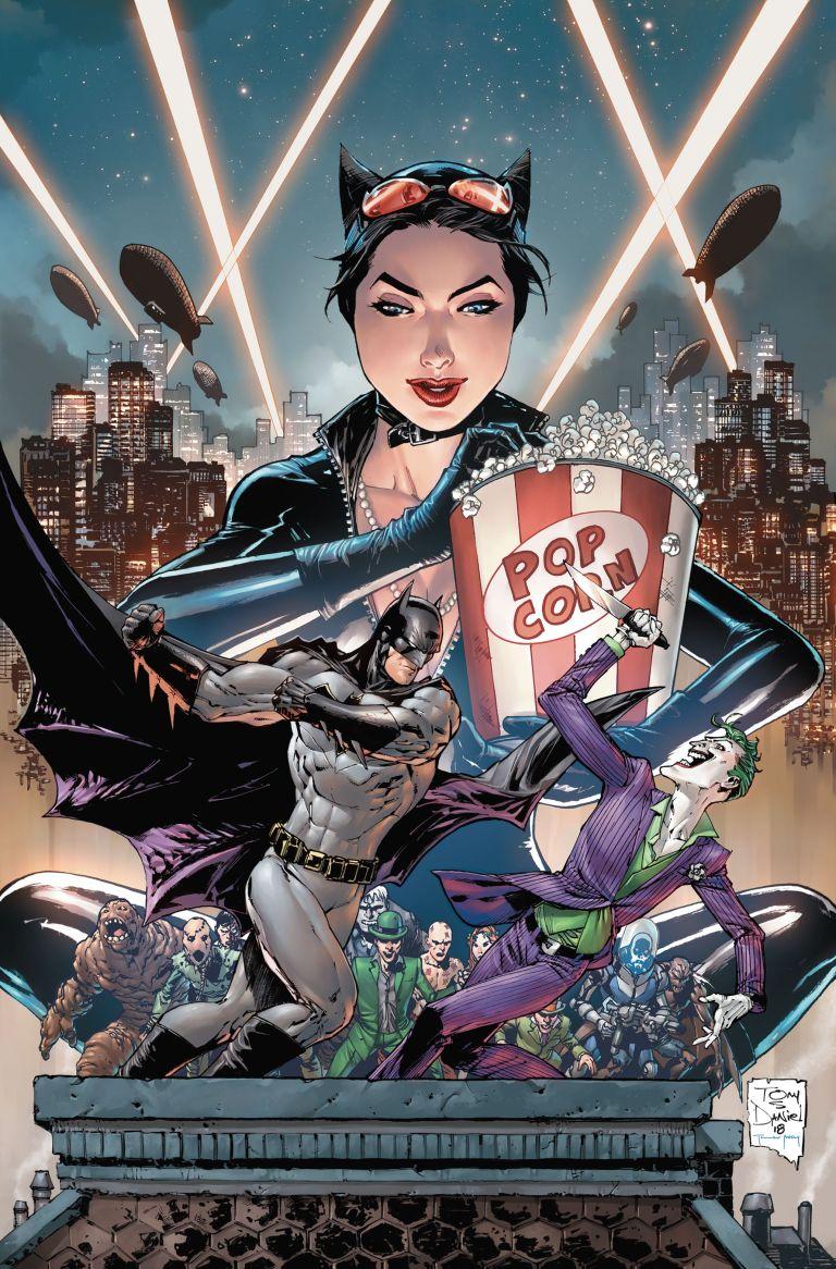 Catwoman #8 (Cover B Tony S. Daniel)