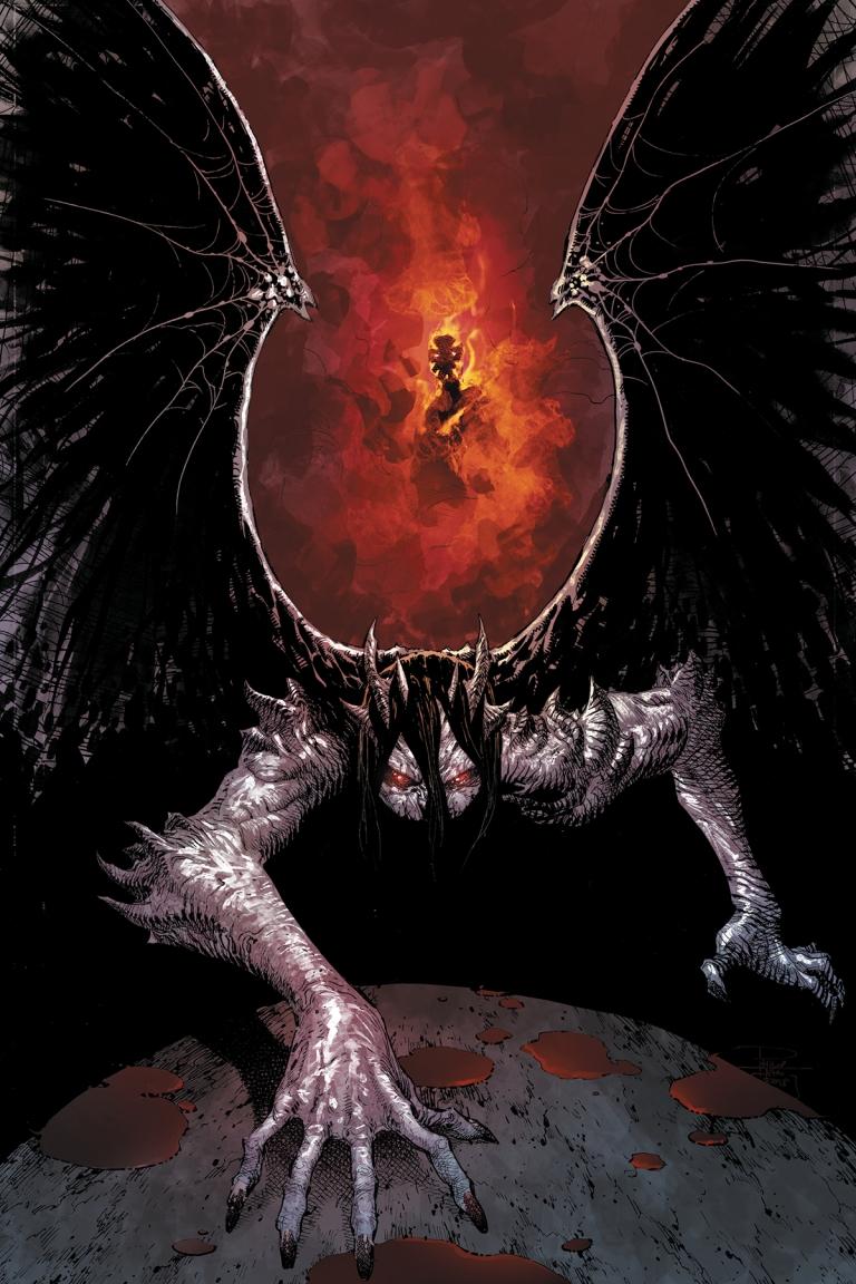 Curse Of Brimstone #10 (Philip Tan Cover)
