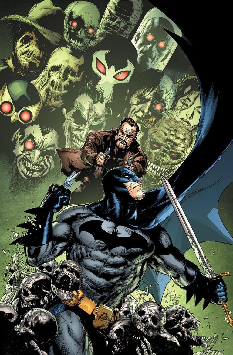 Detective Comics #996 (Cover A Doug Mahnke)