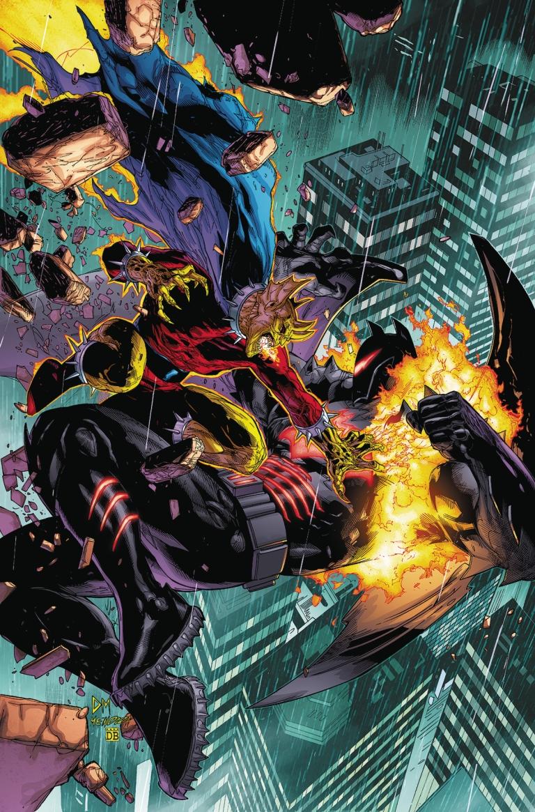 Detective Comics #998 (Cover A Doug Mahnke & Jaime Mendoza)