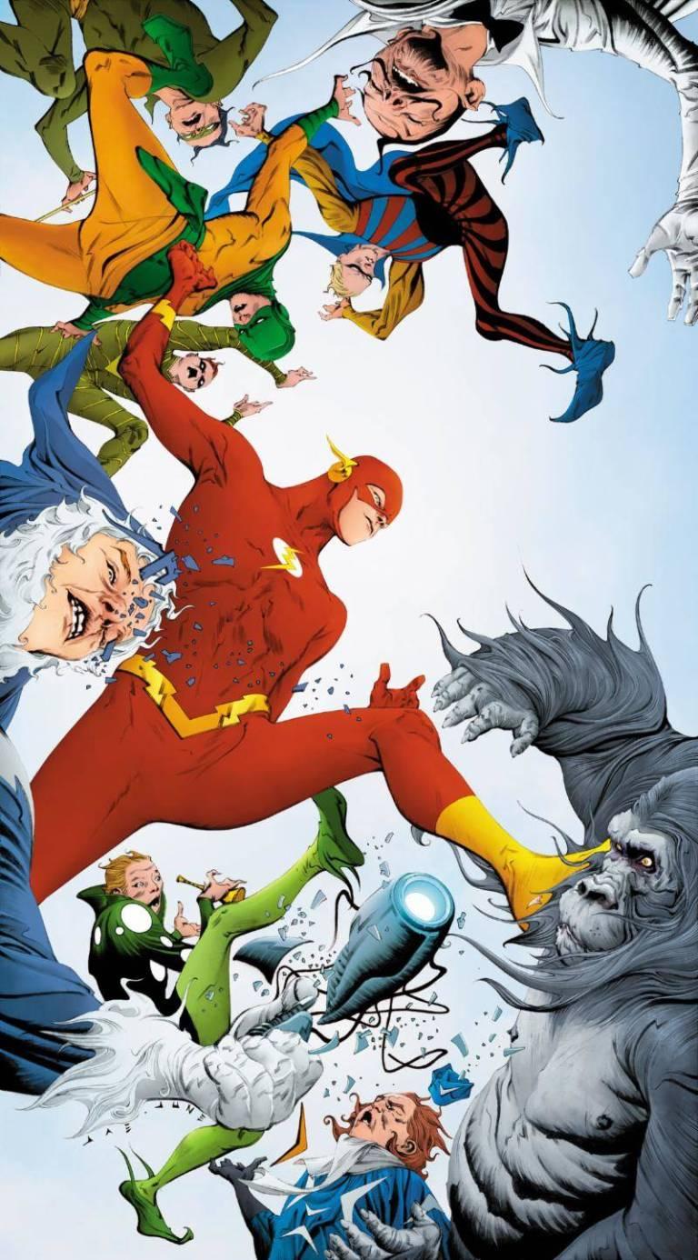 Flash #62 (Cover B Jae Lee)
