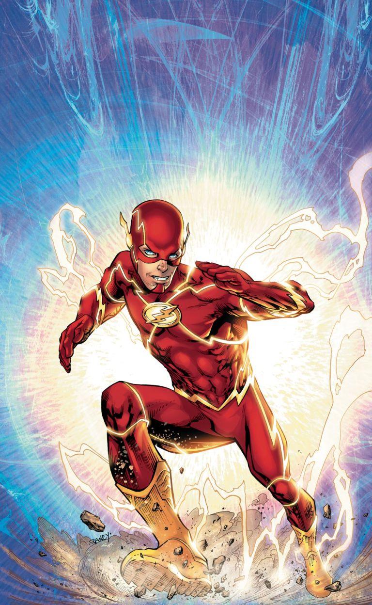 Flash #64 (Cover B Tom Raney)
