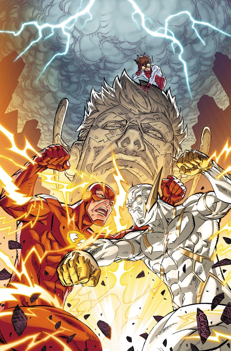 Flash Annual #2 (Scott Kolins Cover)